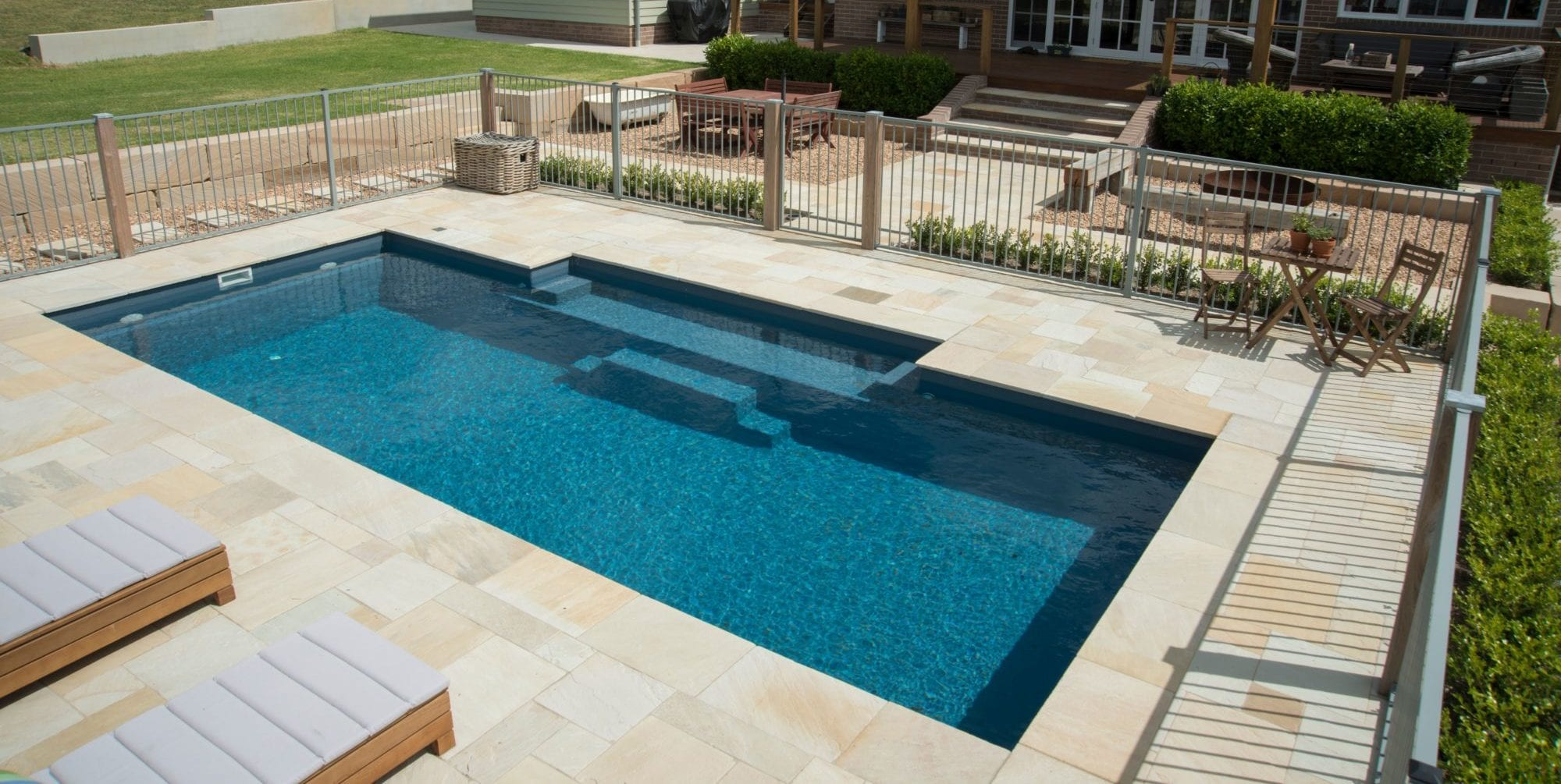 Heritage Pool design by Port Pools by Design