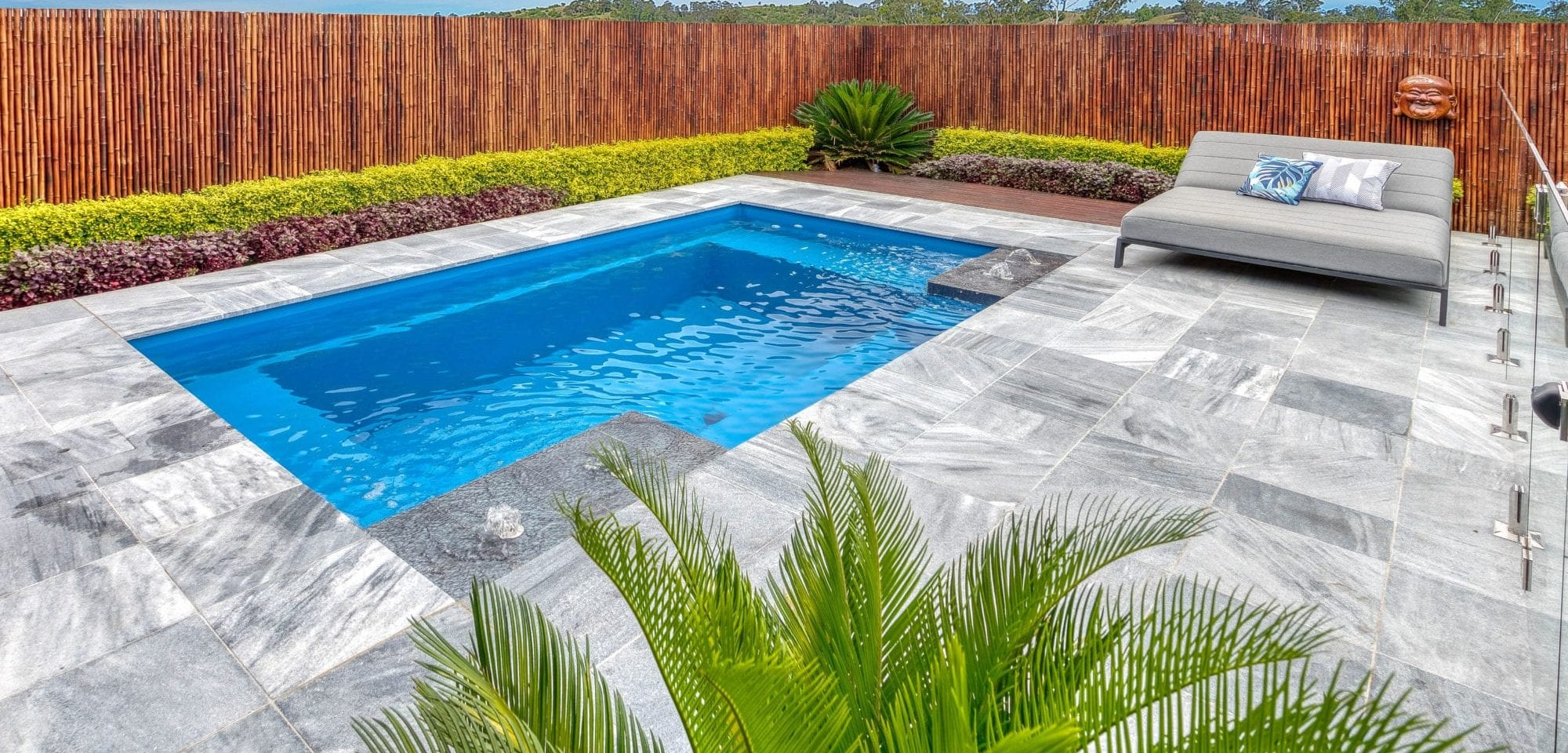Nirvana Pool design by Port Pools by Design