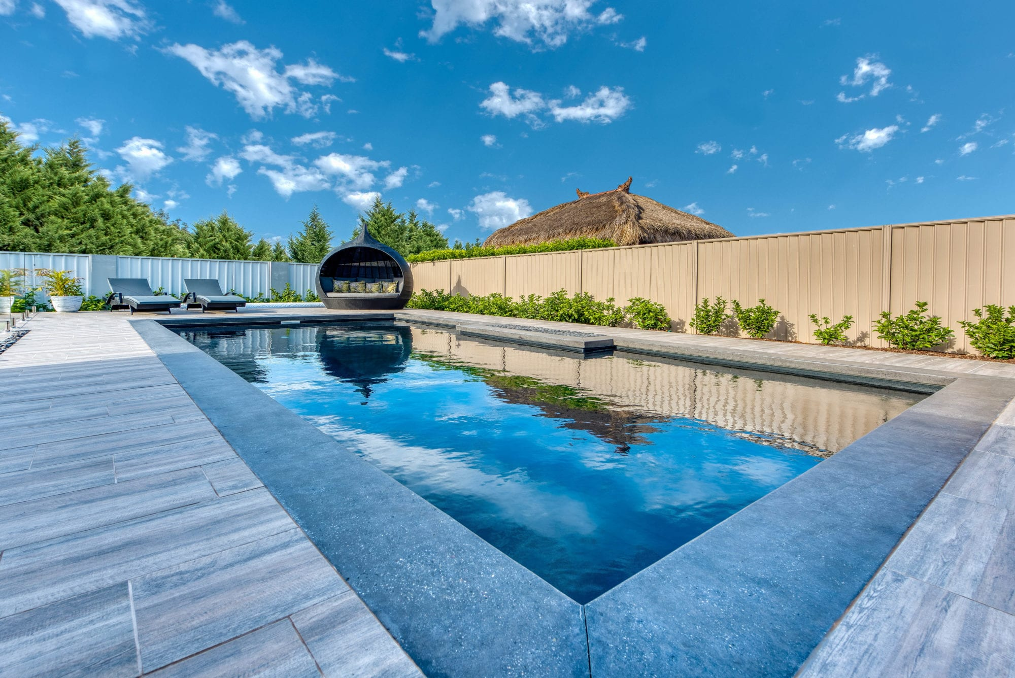 Serenity Pool design by Port Pools by Design