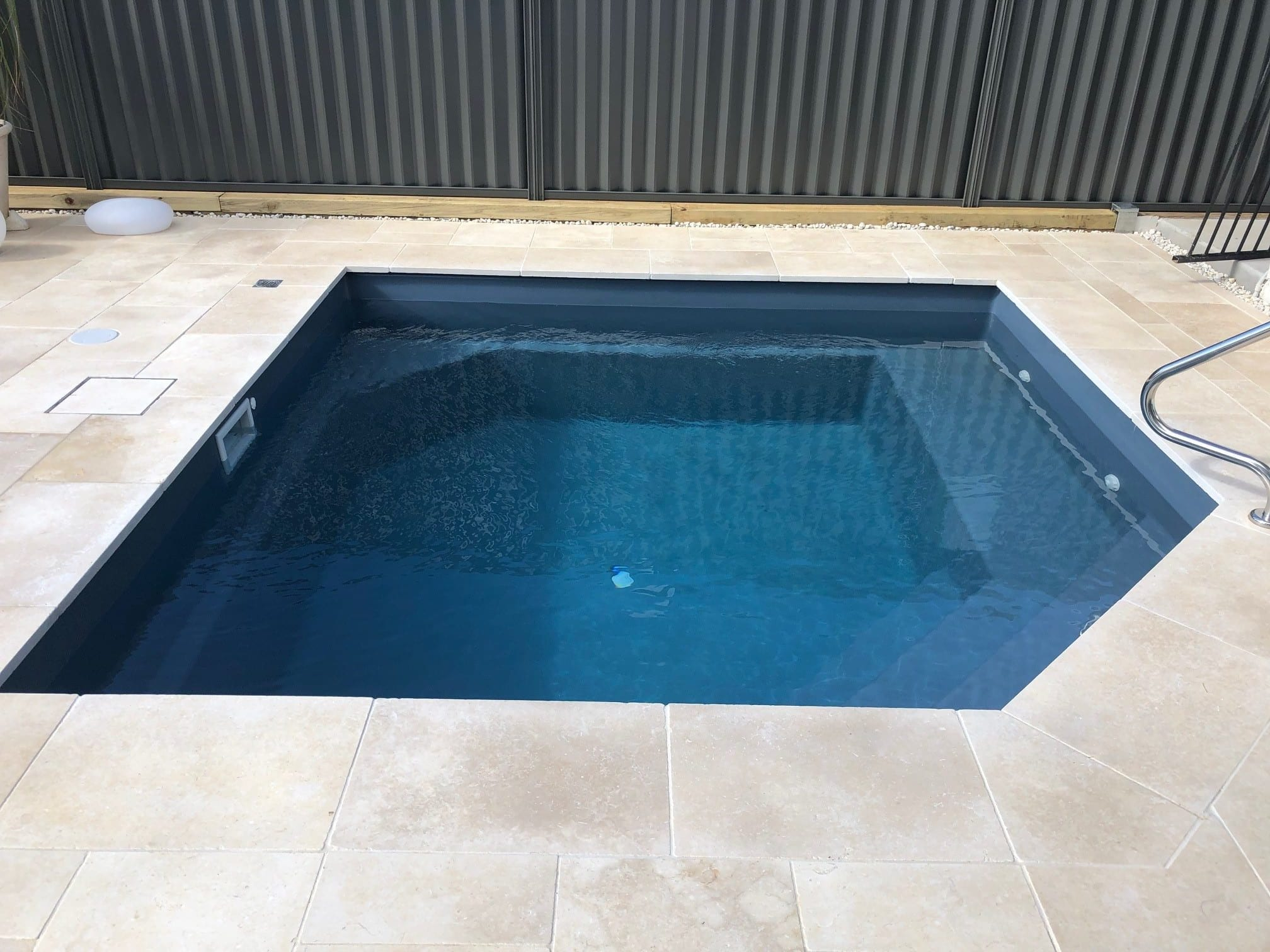 Versace Pool by Port Pools by Design